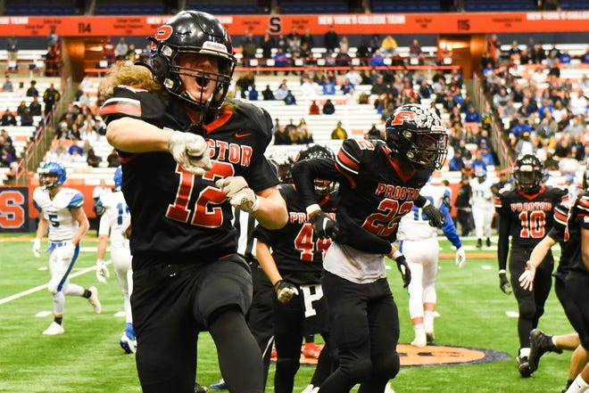 The Thomas R. Proctor Raiders made the school's first ever Section III Class AA championship game in 2019 and look to duplicate their success this season.