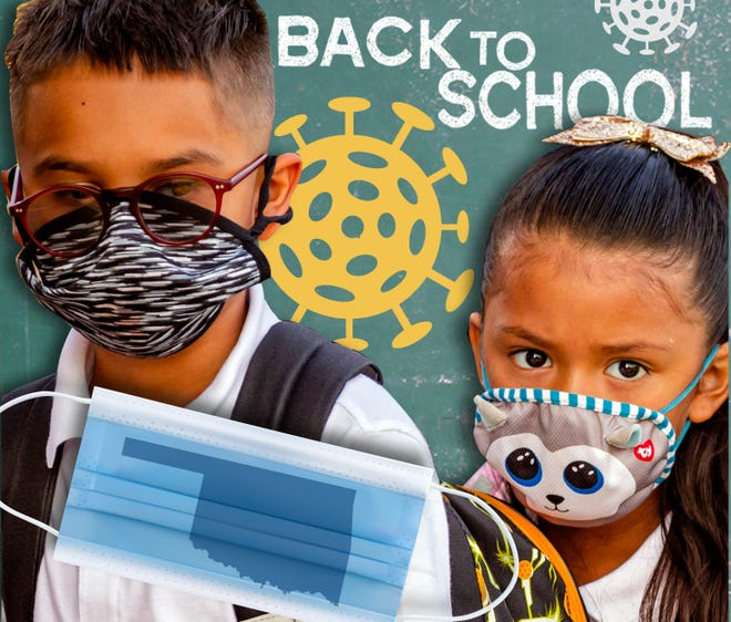 back to school mask