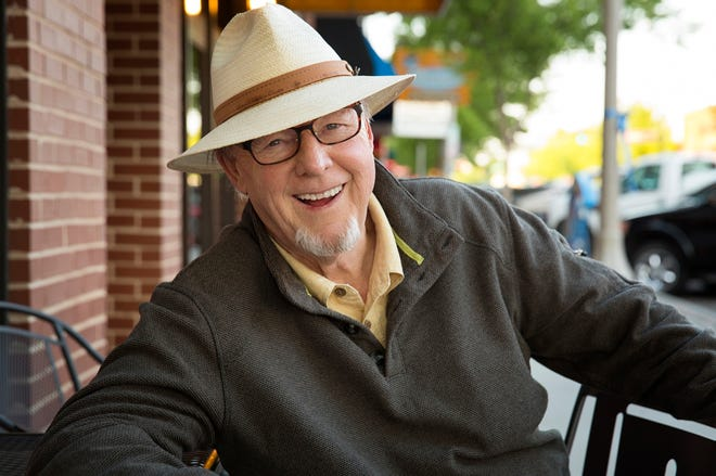 Singer-songwriter Fred Hill will bring his mix of music styles to the Arcadia Round Barn on Aug. 22.