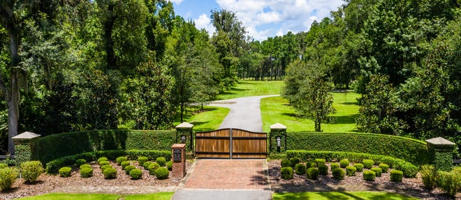 Former Major League Baseball player Troy Glaus and his wife Ann Glaus have sold their property in south Ocala for $6.05 million to businessman Benjamin Leon, who has bought a number of properties in Ocala over the years, including some near the Country Club of Ocala. The property is located in the 1500 block of SE 52nd Street in Ocala.