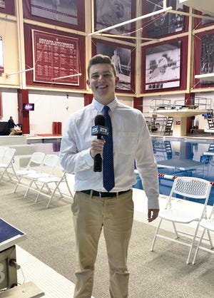 Andrew Fish recently graduated from Indiana University and is excited to take over as the new sports writer for the Gaylord Herald Times.