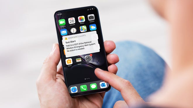 The Federal Emergency Management Agency is conducting a national test of the Emergency Alert System in coordination with the Federal Communications Commission Wednesday.