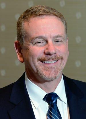 Deputy State Superintendent John Richard will become the new president of Stark Education Partnership on Oct. 11.