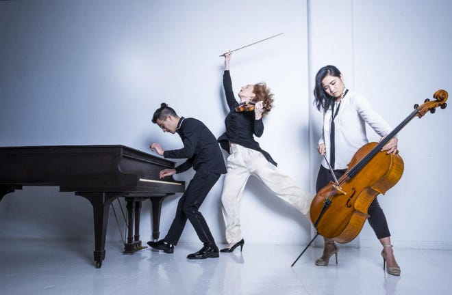 Chamber Music Wilmington featured young artists of the season, Merz Trio will perform Sept. 26.