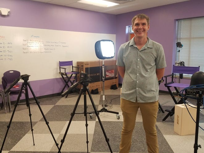 Michael Frederick will lead the new media technology program at GLOW Academy with funds and equipment provided by Sony Pictures Entertainment and the Sony Global Social Justice Fund.