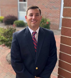 Kinston native David Moody is the new head of school at Arendell Parrott Academy.