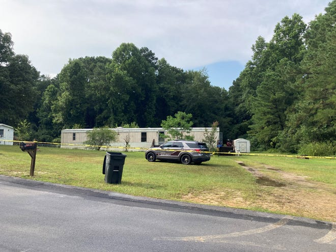 Jerry Leon Matthews, 83, died as a result of a fire in a mobile home on the 2500 block of Elcar Drive on Tuesday afternoon.
