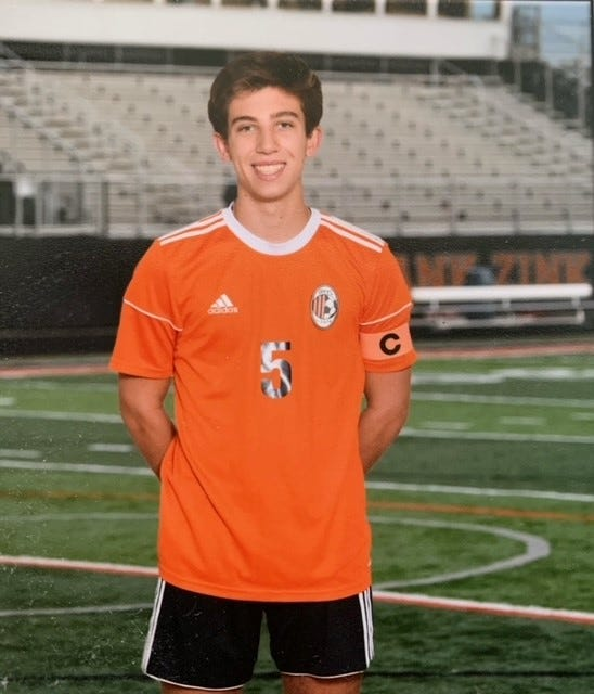 Mitchell Cosler had 10 goals and nine assists last season to help lead Beavercreek to a conference title and 16-1-2 record. The midfielder and team captain was named second-team All-Ohio.