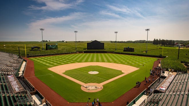 MLB's Field of Dreams ballpark has ties to Iowa and the White Sox