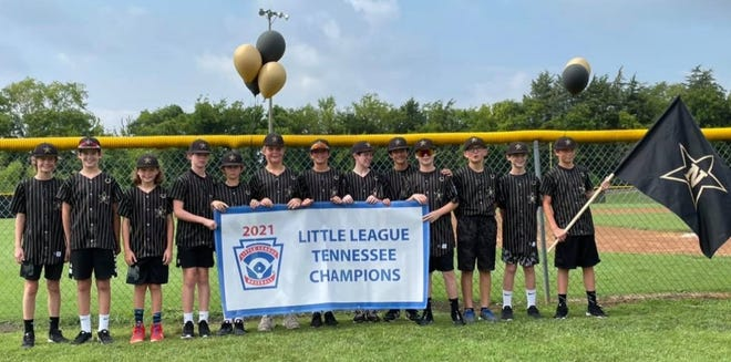 The Nolensville Little League team is headed to the Little League World Series