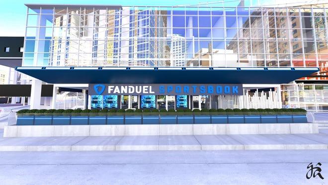 FanDuel says its downtown Phoenix sportsbook will be open Sept. 9.