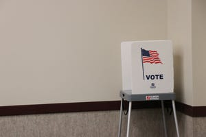 Citizens head to the polls to whittle down the candidate list for the November municipal election which will decide city council and mayoral races, Aug. 10, 2021