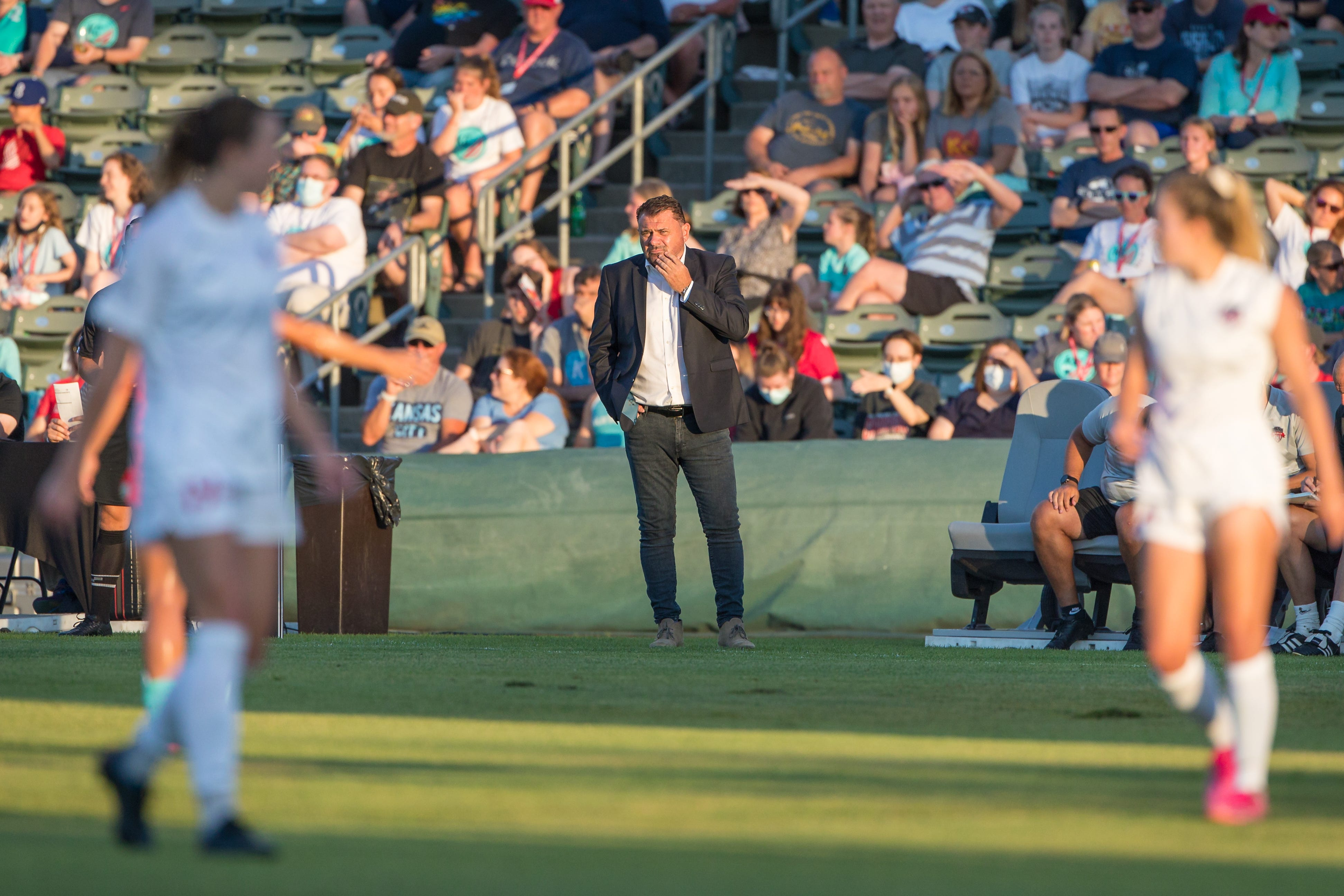 Report: Former Washington Spirit coach Richie Burke emotionally abused NWSL players