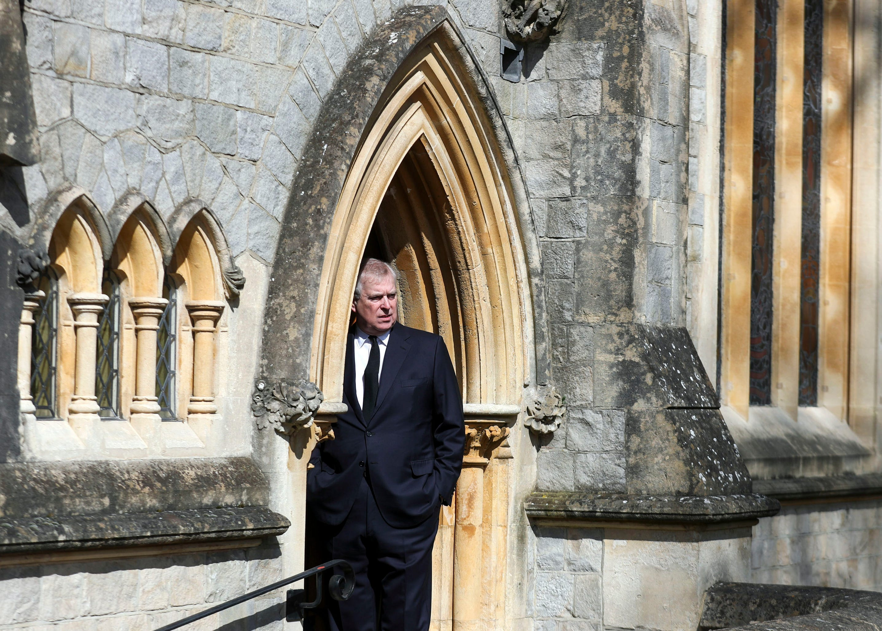 Has Prince Andrew been served? Sex-abuse lawsuit heads to NY court Monday