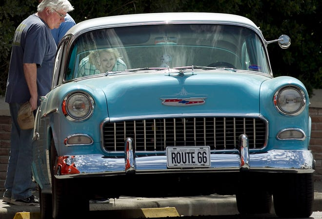 The Lonestar Rod and Kustom Roundup brings vintage cars and hot rods from all over the country to Austin. This year's event has been postponed due to the ongoing coronavirus pandemic.