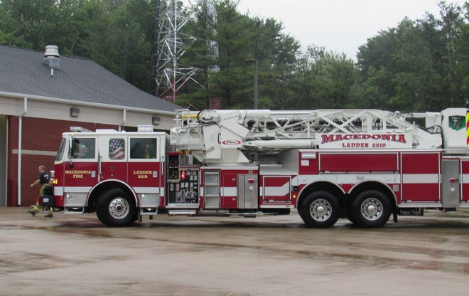 The Macedonia fire department also provides services to Northfield Center and Sagamore Hills townships.