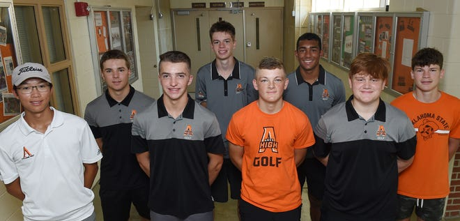 An inexperienced Ames boys' golf team hopes to gradually improve in 2021. The Little Cyclones will host a 4A district meet in October.
