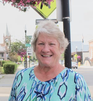 Torrey Town Clerk Betty Daggett
