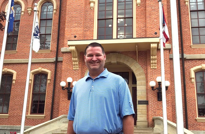 Mike Frommer, Delaware County administrator since 2017, will leave his post in September to join Columbus-based MS Consultants Inc.