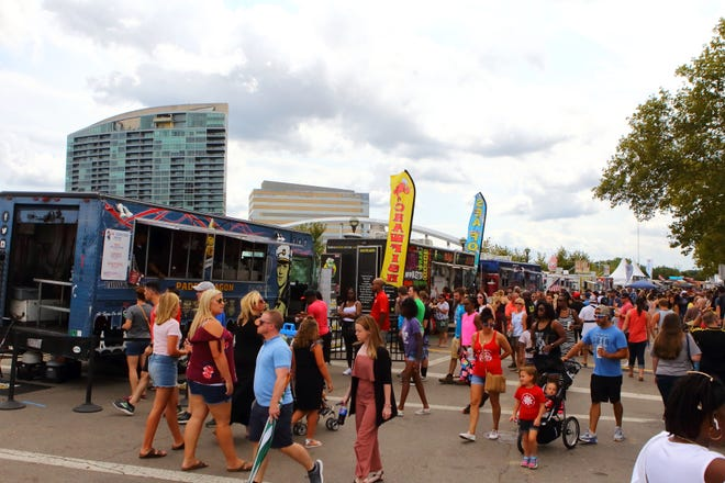 After two years, the Columbus Food Truck Festival is back, but in a new location. The same mouth-watering dishes from vendors will be available, though.