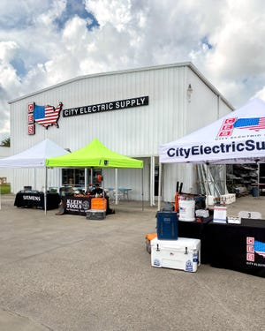 City Electric Supply HostedCounter Day and Make-Wish® Donation Event