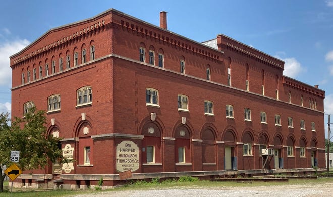 The Guernsey County Port Authority voted to accept the Harper-Hutchison Building from the City of Cambridge. The property transfer is a condition of an approval by the city to close a potion of Gomber Avenue in order for the bridge manufacturer to expand its business on the city's west end.