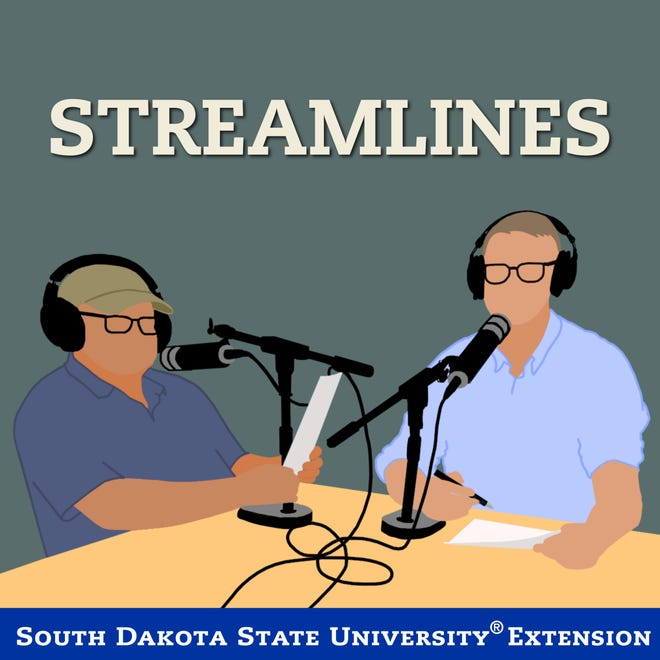 SDSU Extension's Streamlines podcast will offer insight and discussion on all things water.