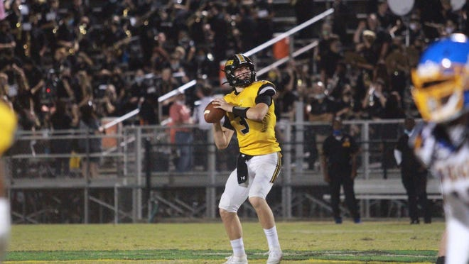 St. Amant will be led by two-year starting quarterback Cole Poirrier in 2021.