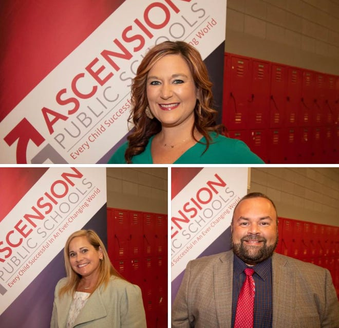 Ascension Parish Schools announced new appointments.