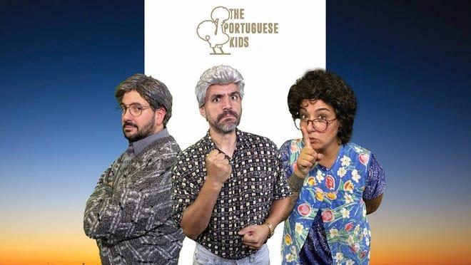As crianças portuguesas vão actuar no domingo, dia 22 de agosto, para o festival português.