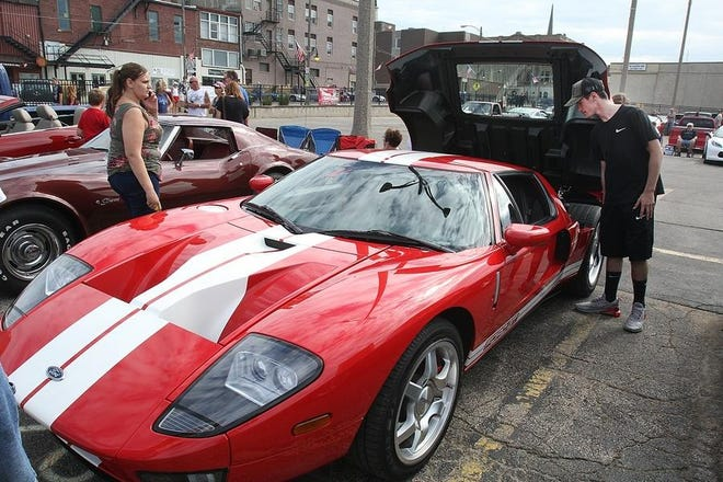 About 10,000 people turned out Saturday, Aug. 10, 2019, for Cruise Night in Freeport. This year's Cruise Night is scheduled for 4 to 9 p.m. Saturday, Aug. 14, 2021.