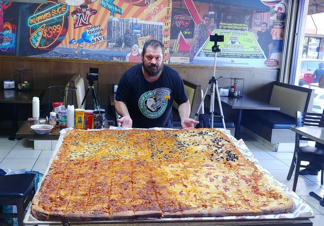 Brandon Clark has competed in 365 eating contests across the U.S., including some at Lake of the Ozarks.