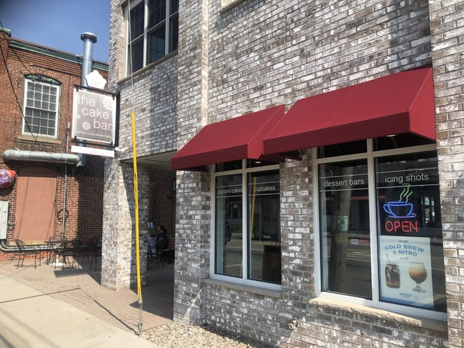The Cake Bar in downtown Franklin closed Saturday, Aug. 14.