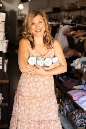 Vanessa Torke, Owner of Nessa's Naturals.