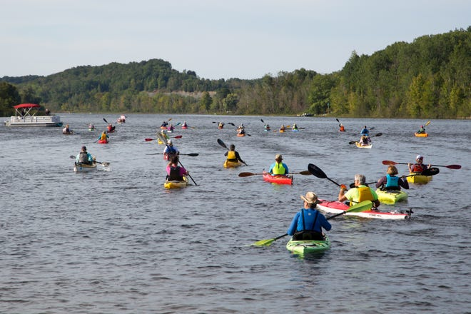 Registration for the 6th Paddle Antrim Festival is now open.  The two-day paddling event takes place Sept.16-18.