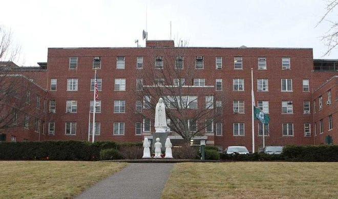 Officials at CharterCARE on Friday announced tightened visitation policies at Our Lady of Fatima Hospital in North Providence, above, and Roger Williams Medical Center in Providence.