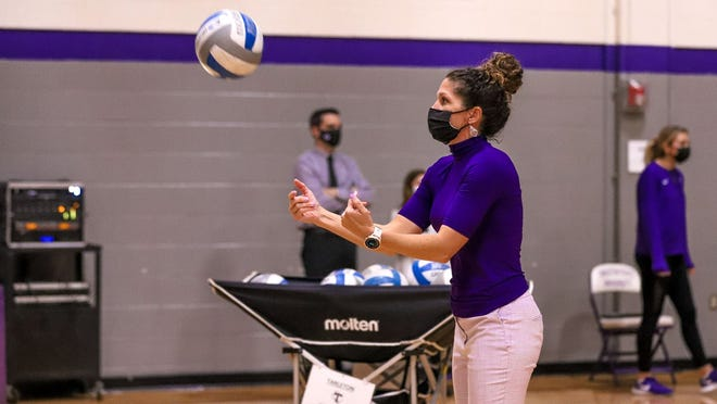 Tarleton Volleyball will open its 2021 season on Aug. 27 in Miami, Florida, under the leadership of head coach Mary Schindler
