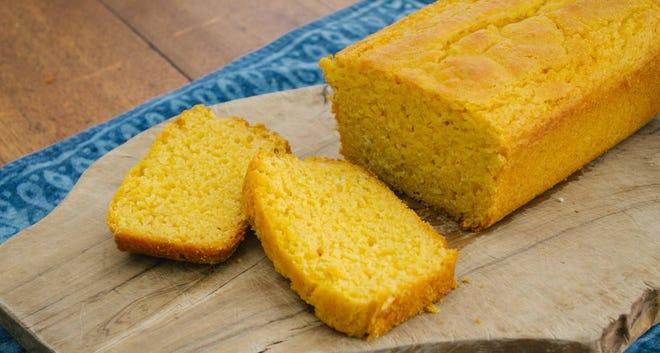 Sweet Corn Light Bread