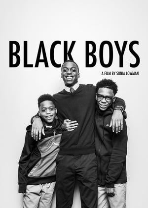 """""""Black Boys,"""" a film by Sonia Lowman, will be screened at the Fort Smith International Film Festival beginning at 8 p.m. Saturday in 5 Star Productions, 100 N. Eighth St."""