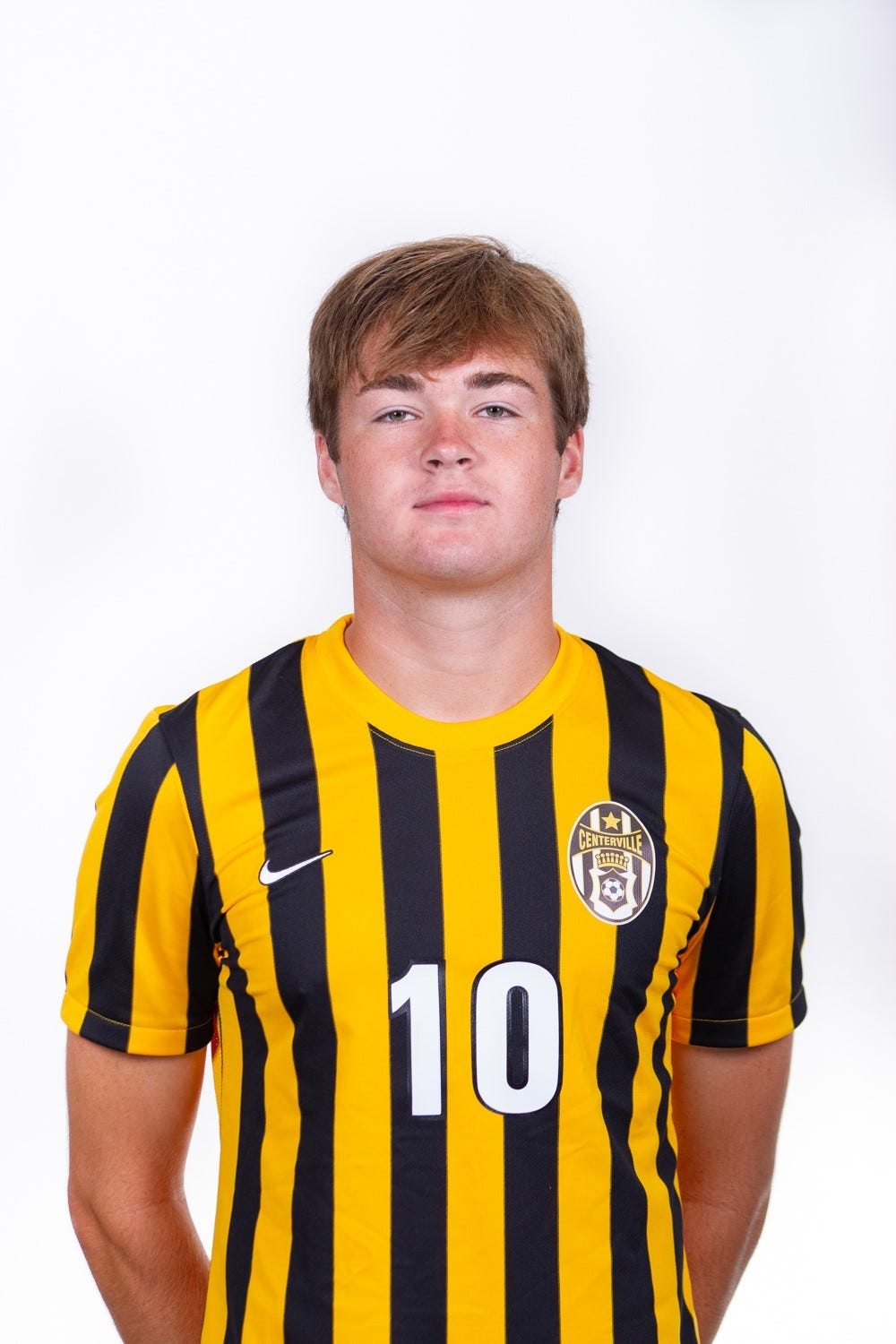 Centerville's Drew Boettcher was second-team All-Ohio in 2020 after leading the GWOC in goals with 19 and helping lead the Elks to a district title.