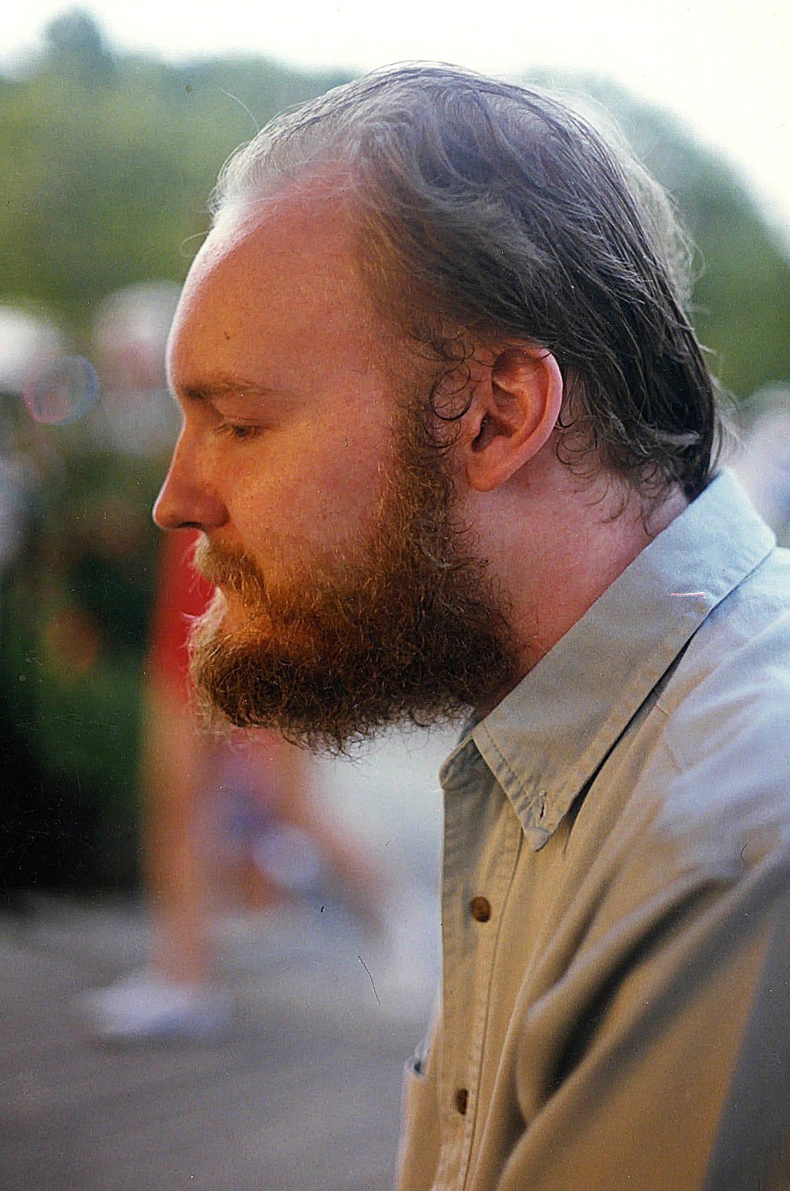 Paul Schmidt in 2012.