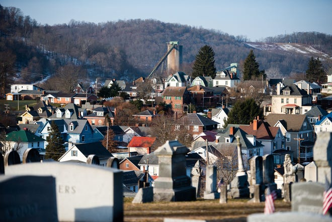 Greene County is one of 44 Pennsylvania counties that lost population between 2010 and 2020.