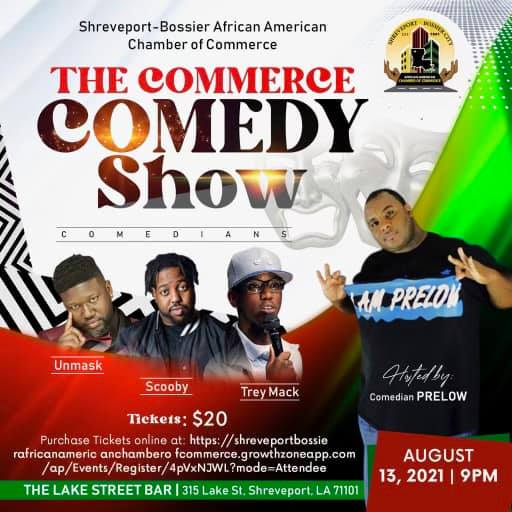 Commerce Comedy Show