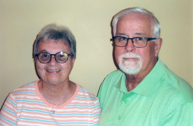 Stan and Sally Valentine
