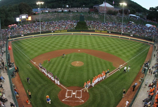 This year, Lamade Stadium will be closed to general public due to the spread of COVID-19, rather than hosting large crowds as seen at some of the previous Little League World Series games.