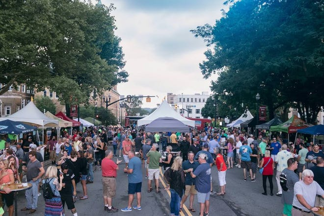 Lancaster Brewfest returns to Downtown Lancaster for its seventh anniversary.