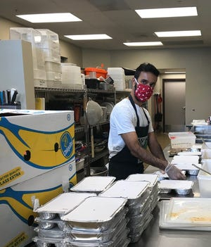 August is a tough month for filling volunteer shifts at the Community Kitchen of Monroe County. The transition between summer and school year oftenleaves a gap. Serving shifts are available 3:30-6:30 p.m. Monday-Saturday.