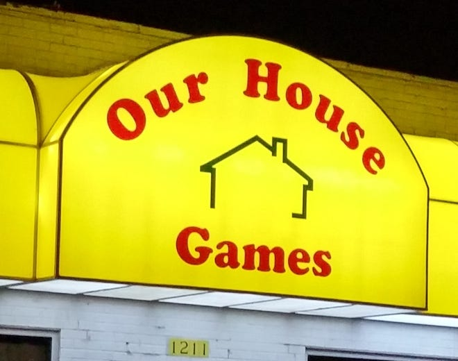 Our House Games