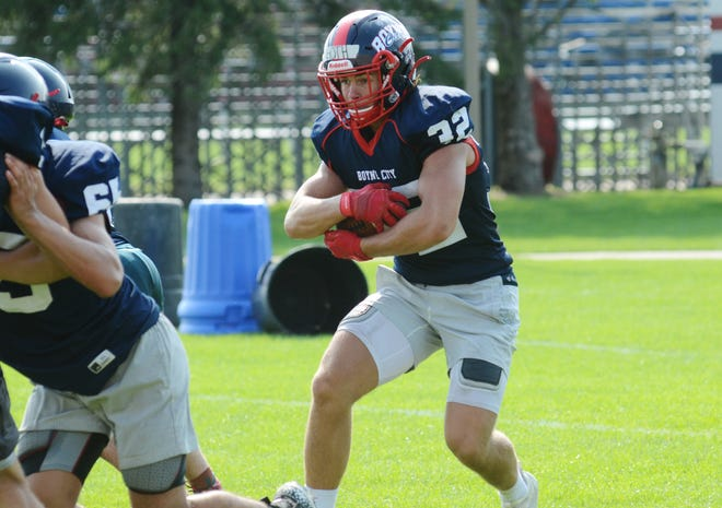 Boyne City's Bobby Hoth returns to the lineup as one of the better players throughout Northern Michigan and his returning 1,152 total yards and 18 TDs are on the radar of many.