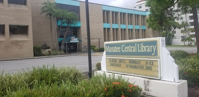 Manatee County closed its public libraries on Thursday following a COVID-19 outbreak at the Downtown Central Library.